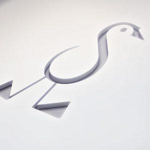 Logos Canard Pressé